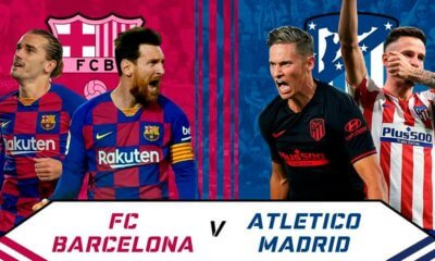 Pronóstico Barcelona vs Atlético Madrid